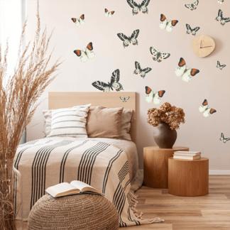 Наклейка Бабочки