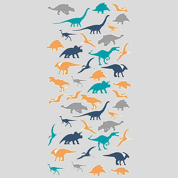 Наклейка Динозавры  - фото 2