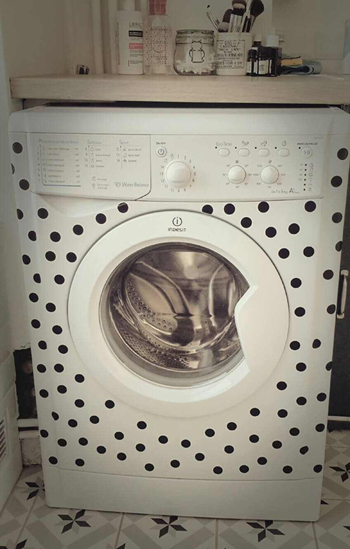 Наклейки на стиральную машину