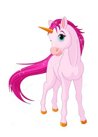 Постер Розовый пони  - фото