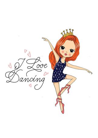 Постер Люблю танцевать  - фото