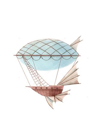 Картина Аэроплан  - фото