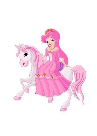 Постер Принцесса на коне  - фото