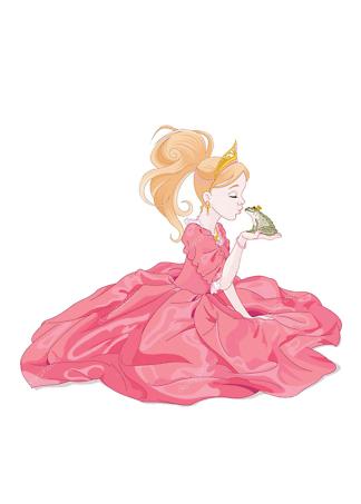 Постер Принцесса и лягушка  - фото