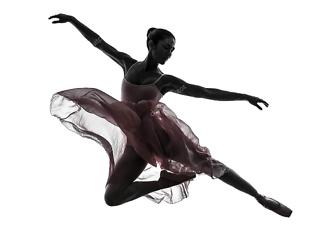 Постер Танцовщица балета  - фото