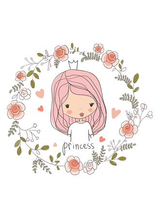 Постер Маленькая принцесса  - фото