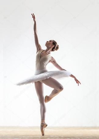 Постер Балерина в пачке  - фото