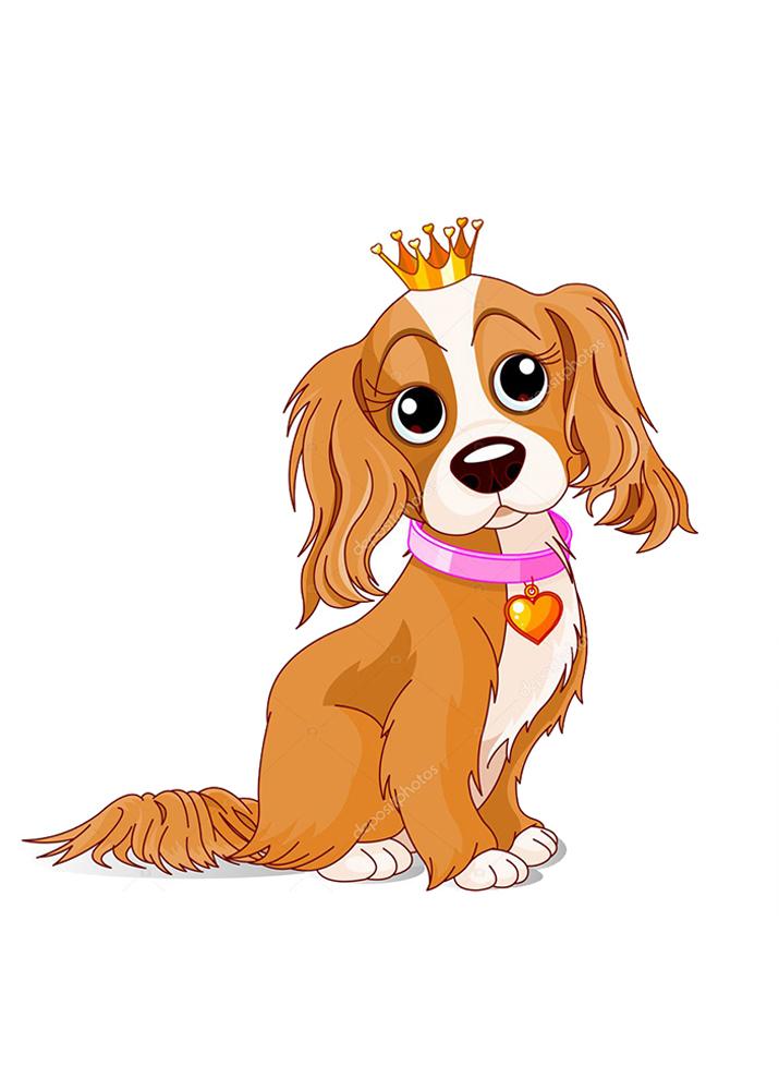 Постер Принцесса Спаниель  - фото