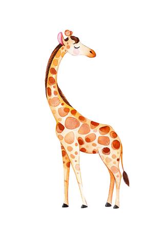 Постер Жираф, носорог, зебра  - фото 2