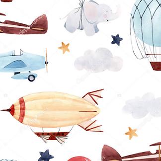 Дирижабли и самолеты