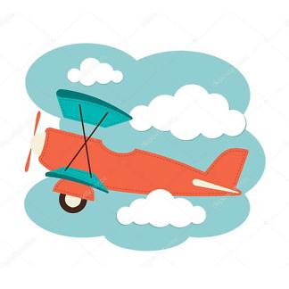 Иллюстрация самолета