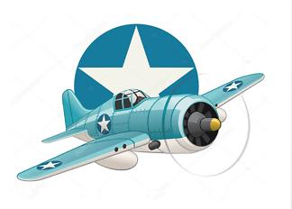 Постер Истребитель ВВС США  - фото