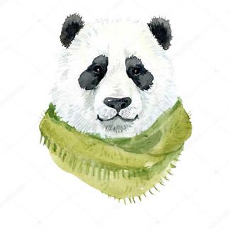 Панада с бамбуком