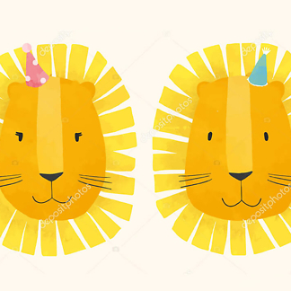 Постер Солнечные Львы