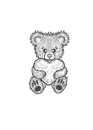 Постер Тедди  - фото