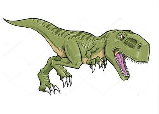 Постер Тираннозавр  - фото