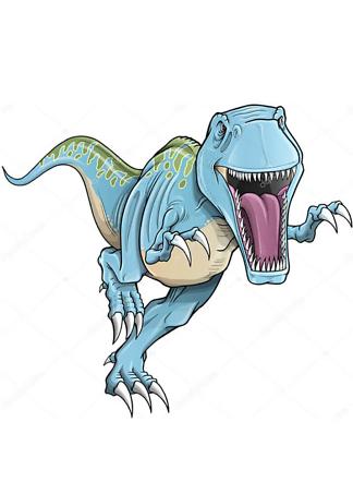 Постер Тираннозавр Рекс  - фото
