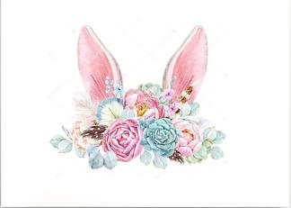 Постер Ушки кролика  - фото