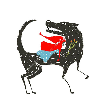 Волк Bad Boy