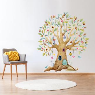 Наклейка на стену Дерево  - фото 2