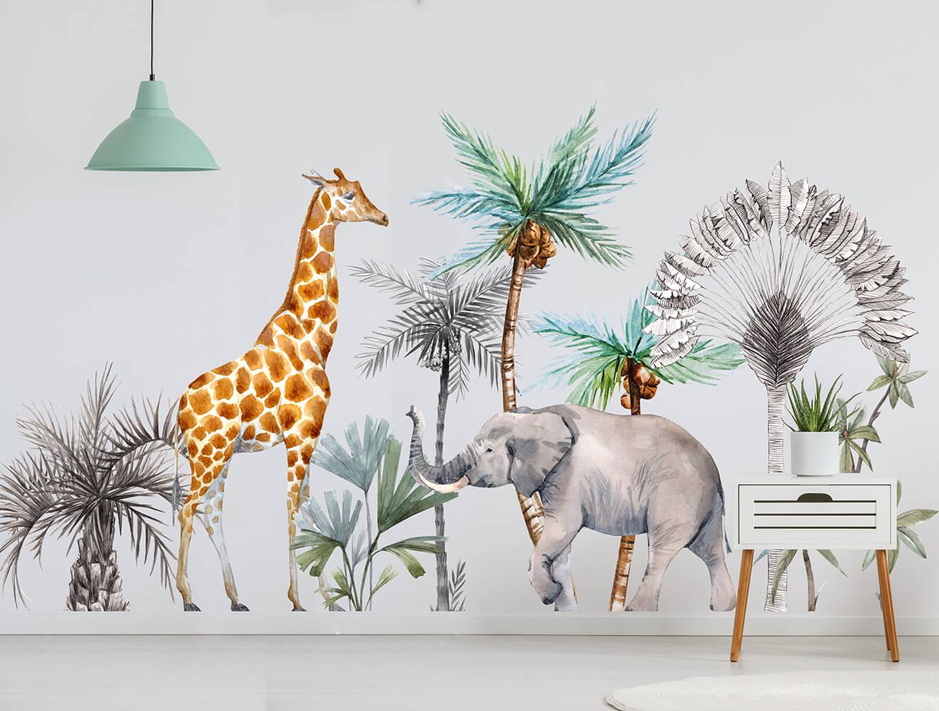 Жираф и Слон  - фото 2