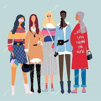 Постер Мода  - фото