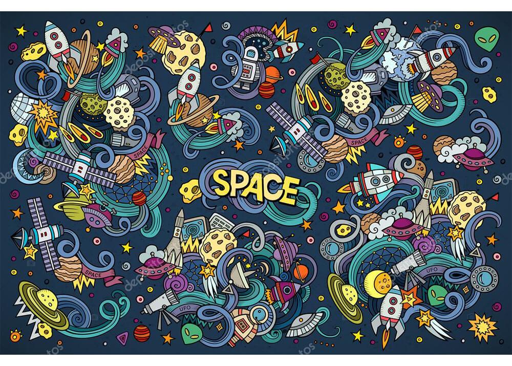 Космос  - фото