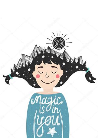 Волшебство в тебе  - фото
