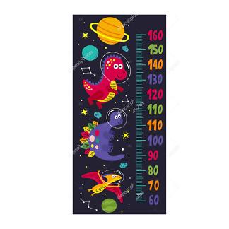 Ростомер Динозавр в космосе  - фото