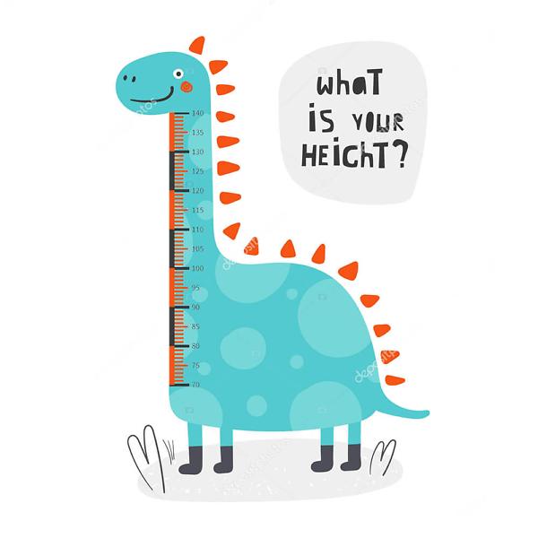 Ростомер Озорной динозавр  - фото