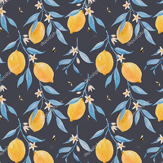Фотообои Лимоны - фото 11