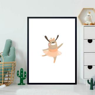 Постер Собака-балерина  - фото 2