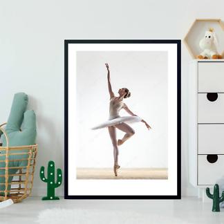 Постер Балерина в пачке  - фото 2