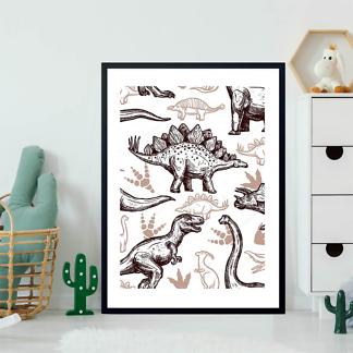 Постер Динозавры  - фото 2
