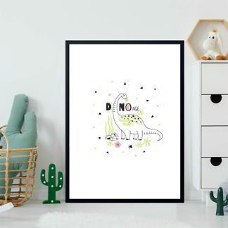 Постер Длинношеий динозавр  - фото 2