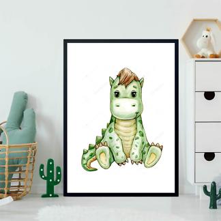 Постер Милый динозавр  - фото 2
