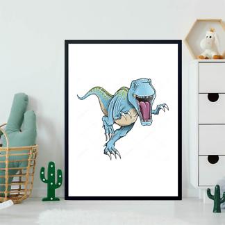 Постер Тираннозавр Рекс  - фото 2