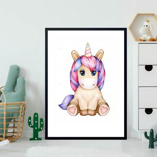 Постер Малыш Единорог-2  - фото 2