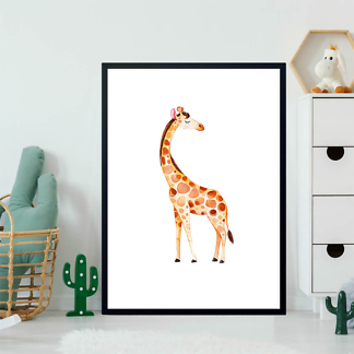 Постер Жираф  - фото 2