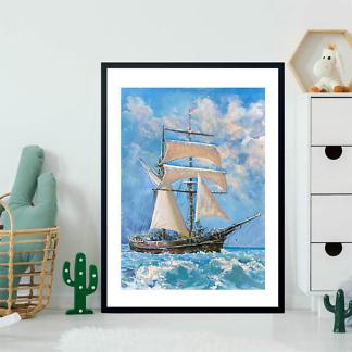Картина Корабль  - фото 2