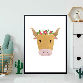 Постер Корова  - фото 2