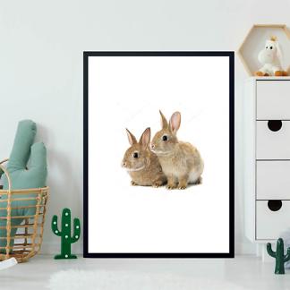 Постер Крольчата  - фото 2