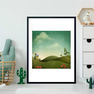 Постер Пейзаж  - фото 2