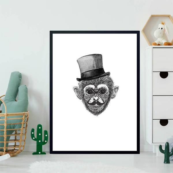 Постер Мистер обезьяна  - фото 2