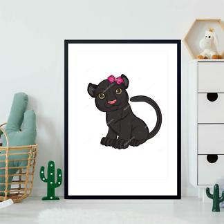 Постер Мультяшная пантера  - фото 2