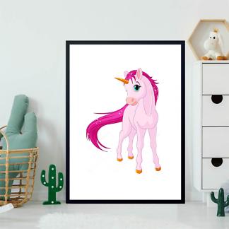 Постер Розовый пони  - фото 2