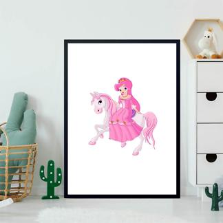 Постер Принцесса на коне  - фото 2