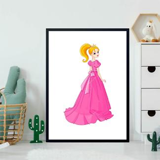 Постер Прекрасная принцесса  - фото 2