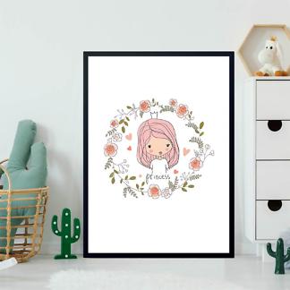 Постер Маленькая принцесса  - фото 2