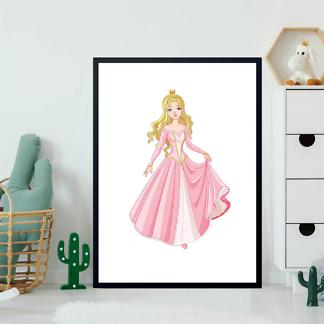 Постер Принцесса в розовом  - фото 2